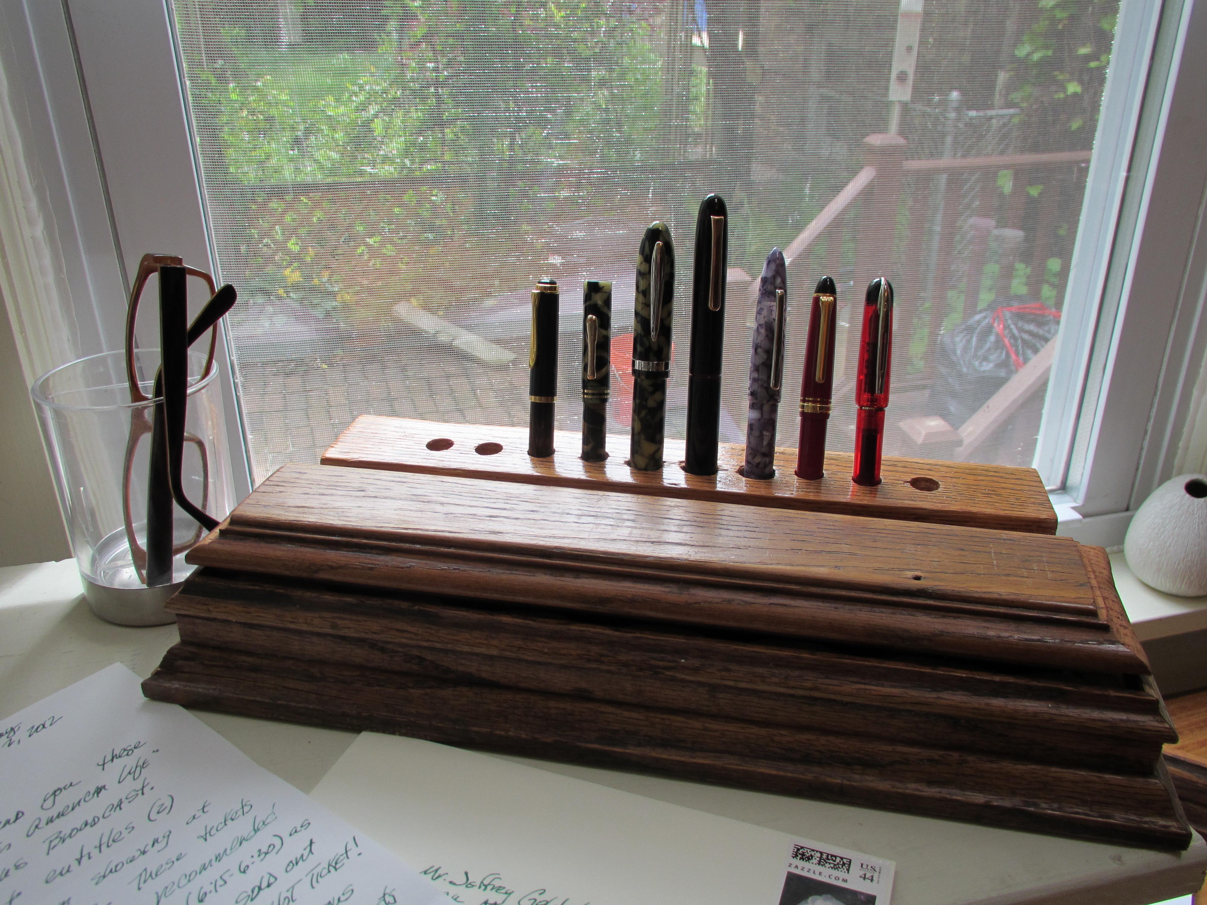 My Style Custom Fountain Pens Handmade Ink Box And