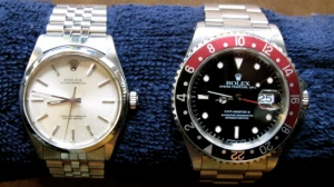 My One and Only Rolex