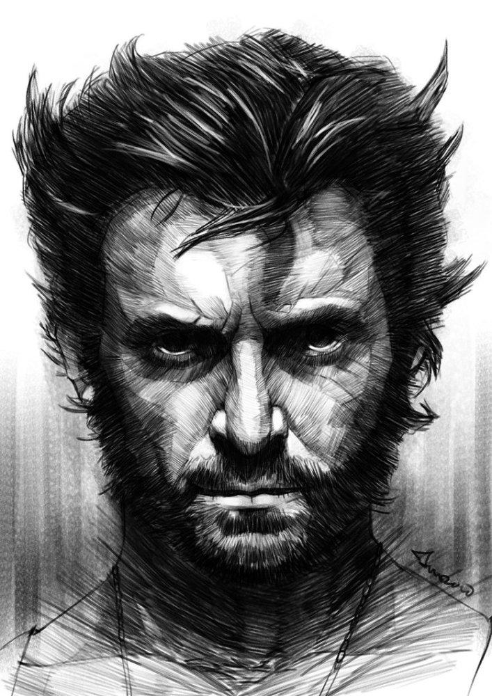 Maybe Bruce Banner, Tony Stark, Logan, Bruce Wayne & Clark Kent Were Bipolar (2/4)